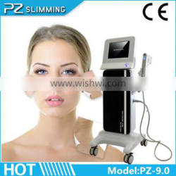 New products 2015 innovative product high intensity ultrasound face lifting thread pdo/hifu lifting PZ-9.0