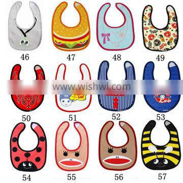 China Alibaba wholesale best disposable bib paper baby manufacturer