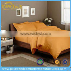 Soft Solid Bamboo Fitted Good Quality Bedding Sets Bed Sheet