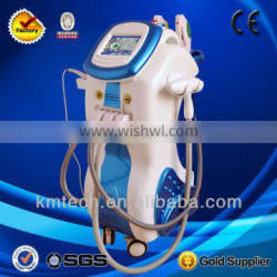 Factory outlet 5in1 ipl rf laser cavitation hair removal equipment