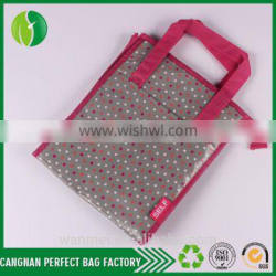 High Quality Insulated Eco-Friendly pvc wine cooler bag new technology product in china