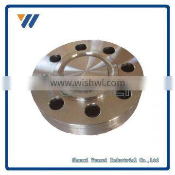 Leading Quality China PN16 Manufacturer 316 Forged ANSI Series Floor Flange