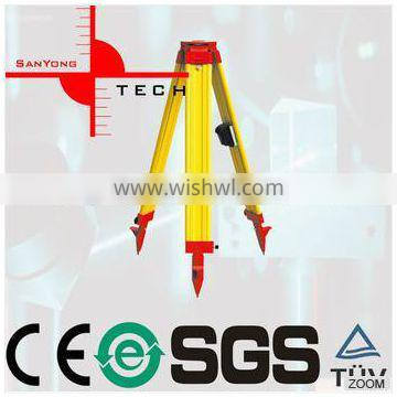 Heavy Duty Wooden Tripod Stands for Surveying JM-1A