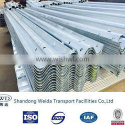 Highway Protection Cold Forming Wave Corrugated Guardrail