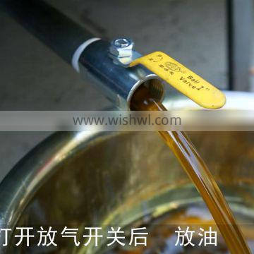 factory use oil extraction cocoa oil making oil press machine