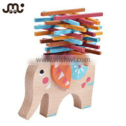 Safety soft cute wooden toddler toys