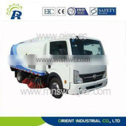 High quality OR5074 compact heavy duty street sweeper