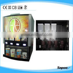 Sapoe Auto Instant Coffee Dispenser with CB Approval SC-71204