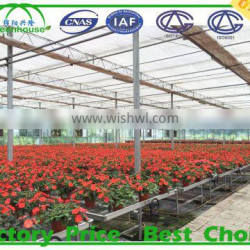 prefabricated house for agriculture greenhouse