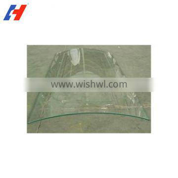 double direction flat/curved glass making equipment