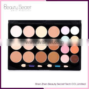 Professional Conclear Palette 20 Colors Face Cream Facial Foundation Beauty Cosmetic Make Up Conclear