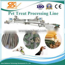 Chinese famous brand Dog treats machine
