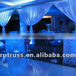 newly-designed wedding cheap pipe and drape for wedding decoration