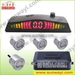 Colorful LED Display Parking Sensor in Brazil market