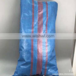 China supplier agriculture packing pp bags 50kg woven