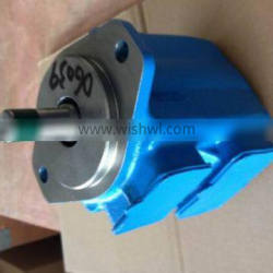 Pvq40-b2r-ss3f-20-c21vc17b-13-s28 107cc Vickers Pvq Hydraulic Piston Pump Clockwise Rotation