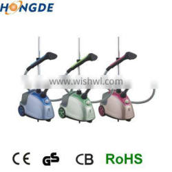 609B Easy Operating Professional Colorful electric hang laundry steam iron