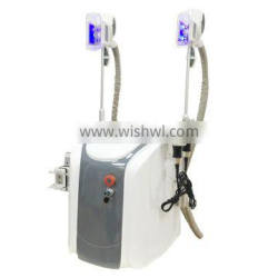 Factory wholesale portable cavitation rf lipolaser cryotherapy cellulite removal device