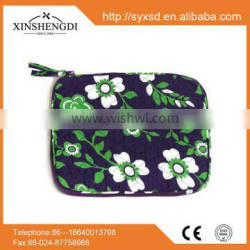 RE006 2015 Hot Sale fancy new designer high quality tablet sleeve quilted book cover