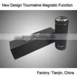 Nano tech alkaline small water bottle tourmaline health magnetic cup
