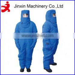 Factory supply waterproof industrial helmet cryogenic gloves garment