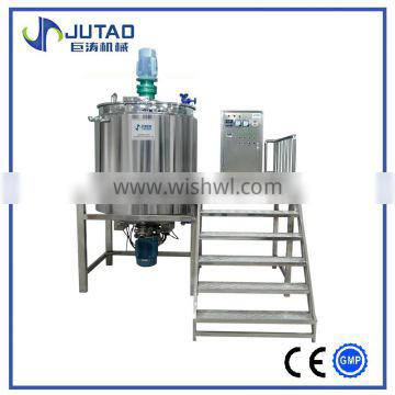 High shear electroic liquid mixer machine