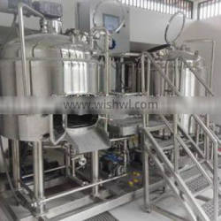 Hot sale 500L to 1000L conical beer brewing equipment fermentation tank fermenter