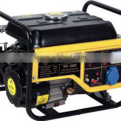 1200w gasoline generator single phase kick start