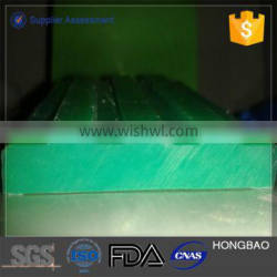 Ultra molecular weight UHMW virgin wear PE spacer for pipe