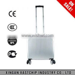 2016 high quality PC Trolley airport luggage