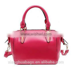European and American casual leather women messenger bag