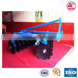 hight quailty agriculture tool types of disc plough for sale for 20/30 HP tractor