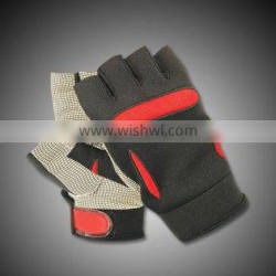 leather bicycle gloves