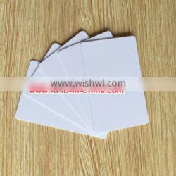 PVC Laminated Credit Card RFID Chip for Access Control