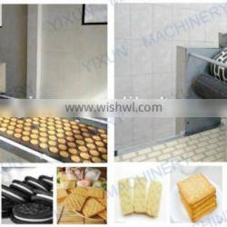 YX480 Factory direct sale newly designed ce biscuit making machinery in baking equipment