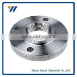 ISO9001 Chinese Manufacturer OEM High Quality RF/FF CS Stainless Steel Flange