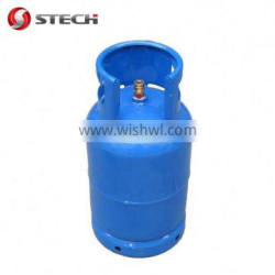 STECH High Quality Best Sale 12.5kg LPG Gas Cylinder with Good Price
