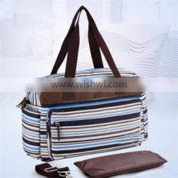 Most popular Hot selling Foldable Outdoor large diaper bag