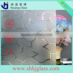 3.5mm 4mm 5mm 6mm clear/tinted/figured/reflective louver glass
