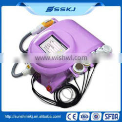 Top selling 6 IN 1 weight loss physiotherapy equipment with Vacuum Cavitation