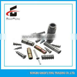 Ningbo manufacture and supplier zinc alloy ground anchor