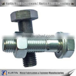 high strength DIN 961 bolt for steel building