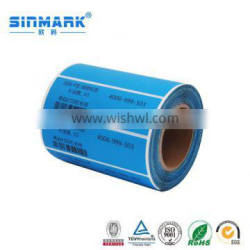 SINMARK Custom PVC Cable Label Stickers