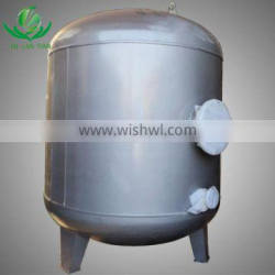 Use high-tech anti-corrosion treatment Carbon steel Pressure Tank/Vessel for Water Treatment