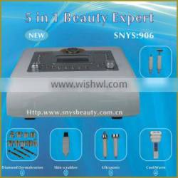 5 in 1 no-needle mesotherapy eauty beauty equipment(SNYS-906)
