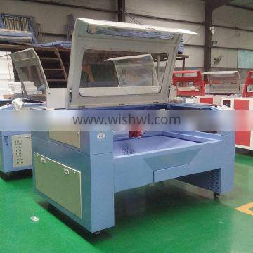 LX1390GL China with CE stainless steel co2 laser cutting machine