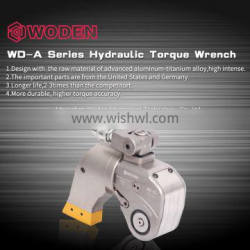 square drive hydraulic torque wrench in wodenchina,good quality,WD-A series, 7520Nm