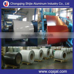 Chinese good price 1000 Grade Embossed and coated aluminum coil for cladding