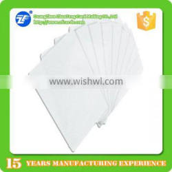China manufacture ISO plain blank sublimation business card