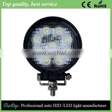 bestop High Quality super bright portable rechargeable cob led work light
